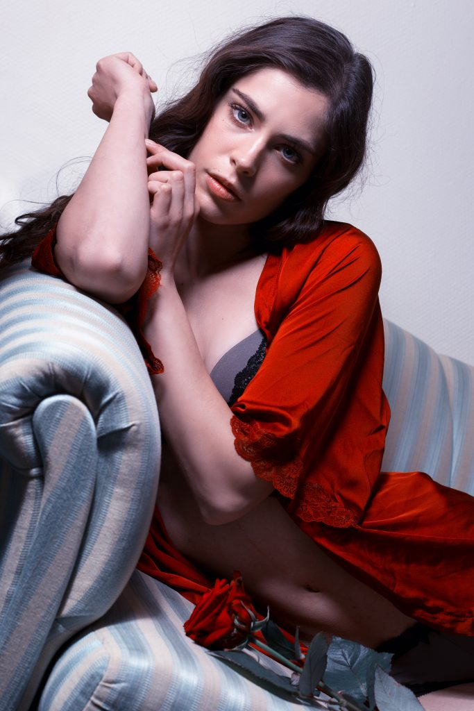 Portrait- / Hotelshooting mit Alysha - Bild Nr. 3 - by aha fotomanufaktur